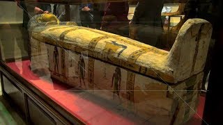 EGYPT || Egypt display antiquities mark the centenary of French excavations