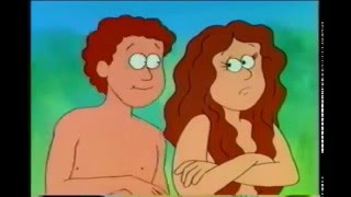 Bible Story for Kids Episode 1 - Adam And Eve