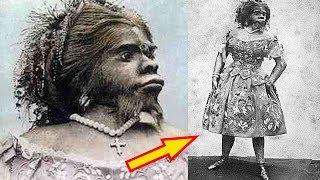 أقبح امرأة في العالم ... باع زوجها جثتها ودُفنت بعد 150 عاماً!