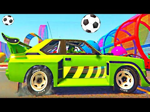 Мультики про Полицейские Машины - Ретро Машинки против ДЖИПОВ !! Мультфильм для Детей