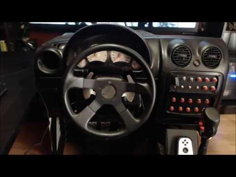 Cockpit Casero Logitech G27 Mod Sport y Camion