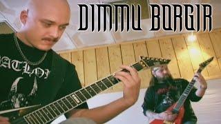 Dimmu Borgir In The Studio [HD]