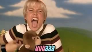 Xuxa -  Cinco Macaquinhos (Monkey on the Bed)