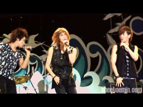Fancam Taemin 100729 The Blue Concert Replay