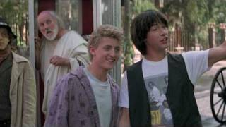 Bill & Ted's Excellent Adventure HD Trailer