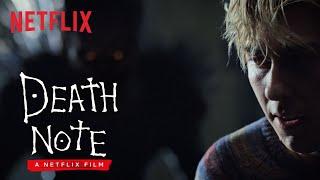 Death Note | Clip: Light Meets Ryuk [HD] | Netflix