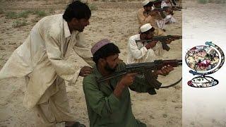 Take A Look Inside A Taliban Compound