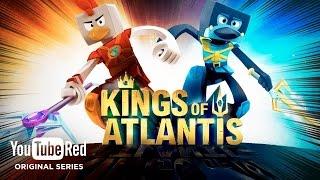 Minecraft - STOPPING EVIL ATLANTIS w/ TheAtlanticCraft