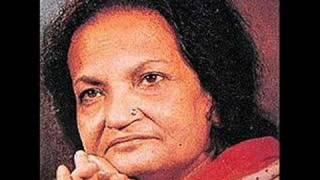 Begum Akhtar - diwana banana hai to