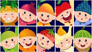 Nursery Rhymes By Kids Baby Club - Ten in the bed | Nursery Rhyme with Lyrics