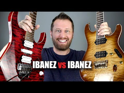 Xxx Mp4 IBANEZ RG Vs IBANEZ S Which Guitar Is Right For You 3gp Sex