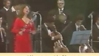 شادية - يا حبيبتى يا مصر - من احتفال اكتوبر بحضور السادات ومبارك