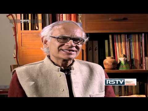 Guftagoo with Krishna Kumar (Part 1/2)