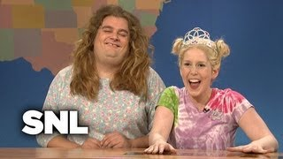 Weekend Update: Honey BooBoo and Mama - Saturday Night Live