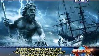 On The Spot - 7 Legenda Penguasa Laut