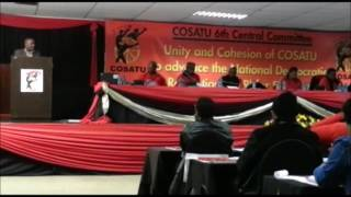 ANC in deep trouble: Nzimande