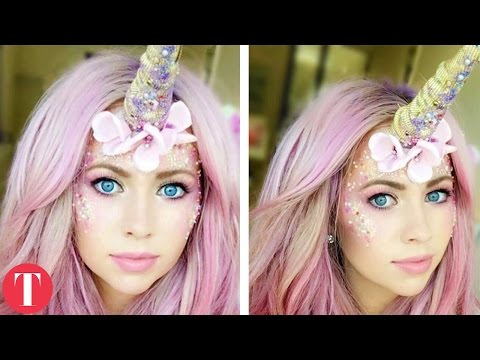 10 UNICORN Themed Beauty And Fashion Products