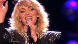 Albania - Eurovision Song Contest 2010 Semi Final  1 - BBC Three
