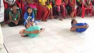 Sinega 7th level - State level JUNIOR & SENIOR yoga championship - 2014 at Cuddalore