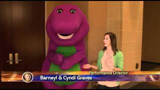 Bemidji Boasts Barney Birthday Bash - Lakeland News at Ten - September 23, 2011.m4v
