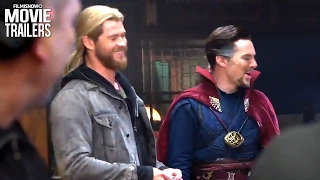 Doctor Strange with Thor | Welcome to the Multiverse