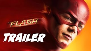 The Flash 2014 Trailer Breakdown