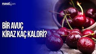 Bir avuç kiraz kaç kalori? (100 gr.)   Diyet-Kilo   Nasil.com