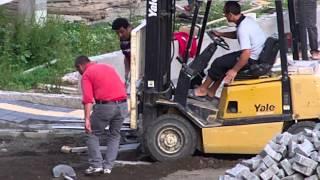 Forklift Off-Road