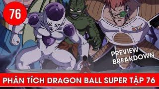 Phân tích Dragon Ball Super tập 76 : Chiến binh Krillin trở lại - Preview Breakdown