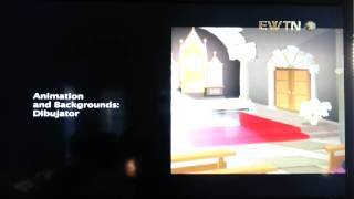 """EWTN """"My Time With Jesus"""" ending song"""