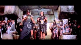 Conan vs Guardians of the Horn - Conan the Destroyer
