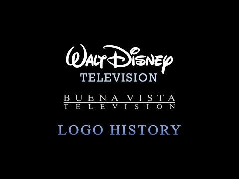 Walt Disney Television and Buena Vista Television Logo History