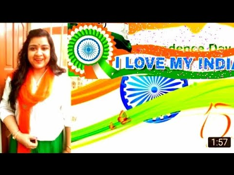 Xxx Mp4 HAPPY INDEPENDENCE DAY 15 Th August Patriotic Song Purbasha Bhattacharyya 3gp Sex