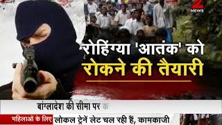 Know why Modi Govt is planning to deport Rohingya Muslims | रोहिंग्या आतंक का EXIT PLAN