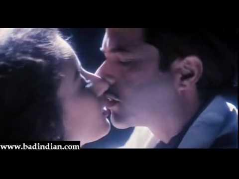 Anil kapur and manisha koirala kiss scene from 1942 a love story.flv