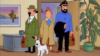 TinTin Season 2 - Episode 08   Tintin and the Picaros, Pt  1