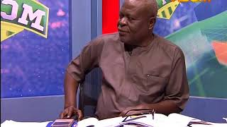 Crisis in leadership of the GFA - Agoro Ne Fom on Adom TV (17-8-17)