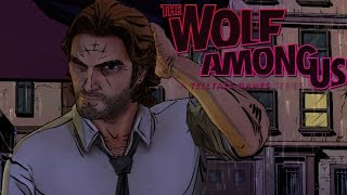 WHAT THE F#%K AT THIS ENDING THOUGH   The Wolf Among Us [END]