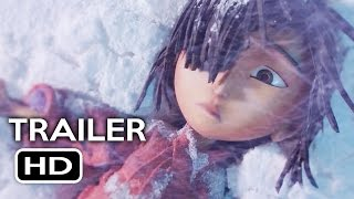 Kubo and the Two Strings Official Trailer #3 (2016) Charlize Theron Animated Movie HD
