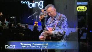 Tommy Emmanuel - Guitar Boogie (Bing Lounge)