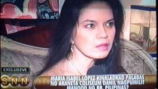 Maria Isabel Lopez on Bb. Pilipinas