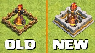 NEW LVL 5 INFERNO TOWER | Clash Of Clans |  THIS WILL ROAST YOU!!