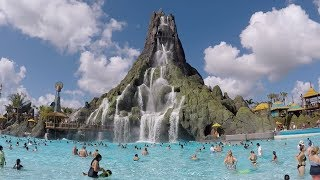 Universal Volcano Bay Water Theme Park Tour and Overview | Universal Orlando Resort Florida