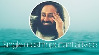 The Single Most Important Advice - Funny Interactions with Gurudev  Episode 6