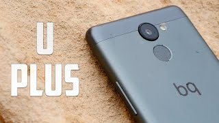BQ Aquaris U Plus, review en español