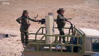 ISIS's nightmare: Yazidi Kurdish female fighters are seeking to avenge their sisters