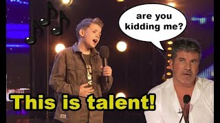 Top 7 *BEST SINGERS* On Talent Shows in The WORLD 2018