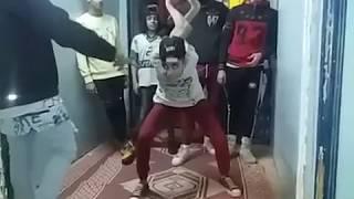 احلي رقص وتهييس جامد اوى \ صالح فوكس والشلة  في البيت عند صالح فوكس