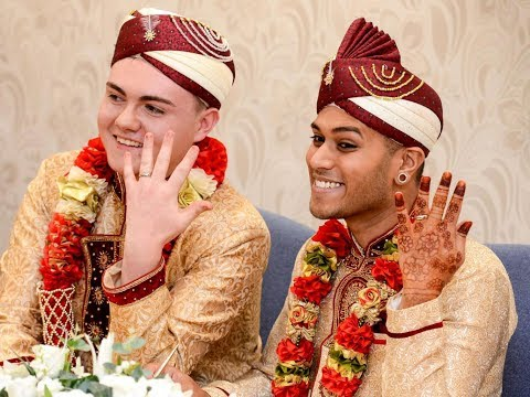 Xxx Mp4 First Muslim Same Sex Marriage Takes Place In UK 3gp Sex
