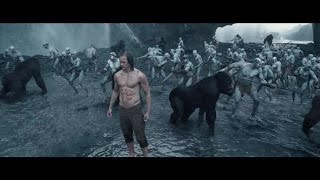 'The Legend of Tarzan' (2016) Official Trailer #2